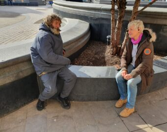 Wolverhampton Police Officer Goes the Extra Mile For Homeless